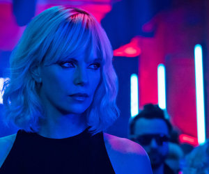 Charlize Theron, movies, and sofia boutella image