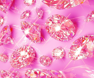 wallpaper, pink, and pretty image