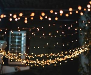 lights and night image
