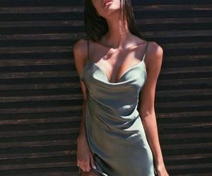 body, girl, and dress image