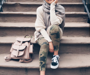 girls and hijab fashion image