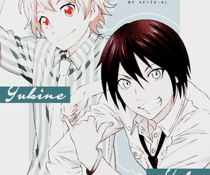 phone wallpaper, my edits, and yato x yukine image
