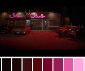 Blue Velvet, movie, and paleta de cores image