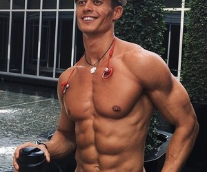 fitness, guys, and Hot image