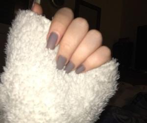nail polish and nails image