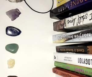 balance, books, and chakras image