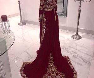 morocco and dress image