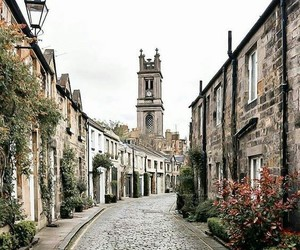 architecture, scotland, and edinburgh image