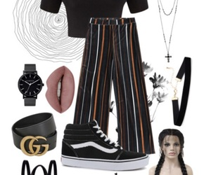 braids, gucci, and outfit image