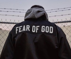 fear, god, and muslim image