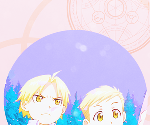phone wallpaper, edward elric, and alphonse elric image