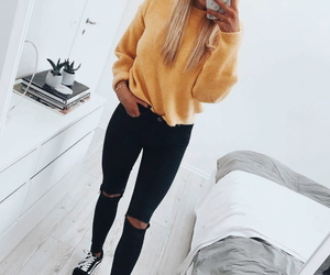aesthetic, jumper, and tumblr image