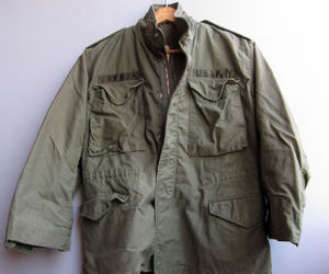 ebay, punk, and army jacket image