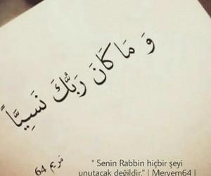islam, my post, and türkçe sözler image