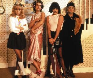 Queen, i want to break free, and Freddie Mercury image