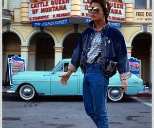 Back to the Future, movie, and marty mcfly image
