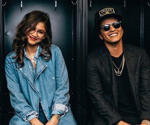brunomars and zendaya image