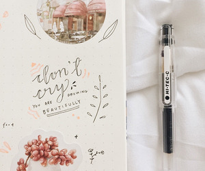 calligraphy, doodles, and stationary image