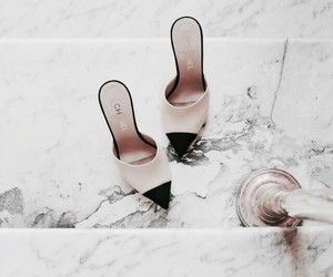 shoes, heels, and chanel image