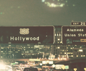 hollywood, california, and photography image