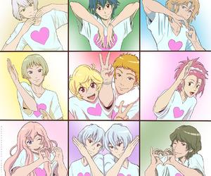 anime, boueibu, and fanart image