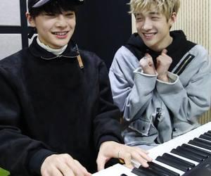 jeongin, Chan, and kpop image