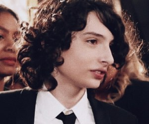 stranger things and finn wolfhard image