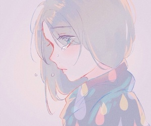 pastel, pretty, and anime image