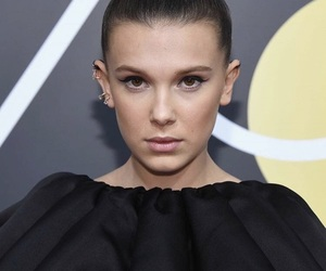 millie bobby brown, beauty, and hair image