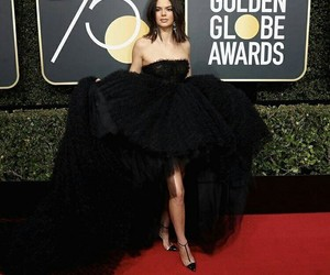 red carpet and kendall jenner image
