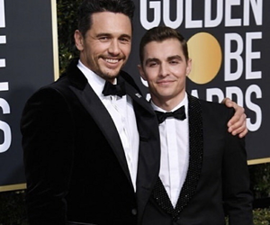 brothers, golden globes, and cute image