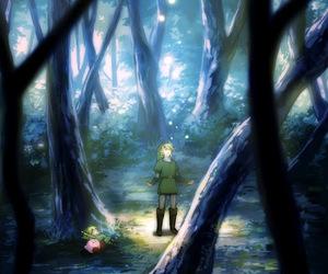 link, anime, and art image
