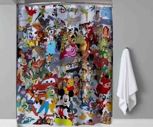 bath, ebay, and shower curtains image