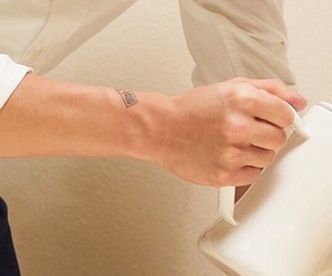 cafe, exo, and hands image