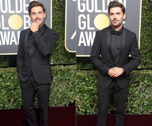 black, boy, and golden globes image