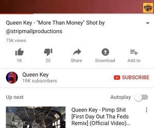 art, Queen, and blunt image