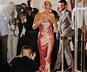 luxury, silk dress, and sofia richie image