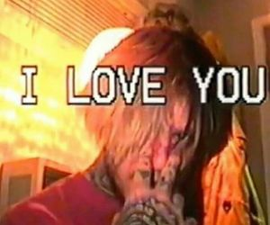 lil peep, aesthetic, and grunge image