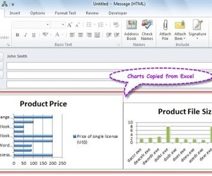 charts, outlook recovery, and outlook email image