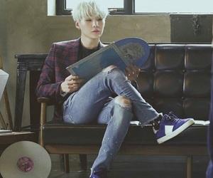 exo, suga bts, and kpop image