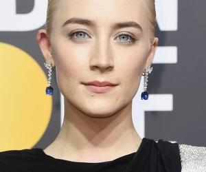 golden globes and Saoirse Ronan image