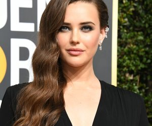 golden globes, katherine langford, and actress image