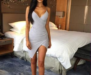 dresses, fashion, and rompers image