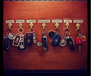 car, key, and ferrari image