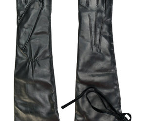 Ann Demeulemeester, gloves, and winter image