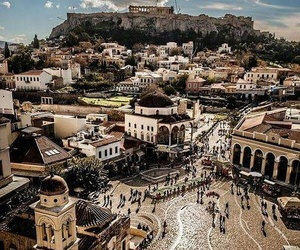 Athens, Greece, and greek image