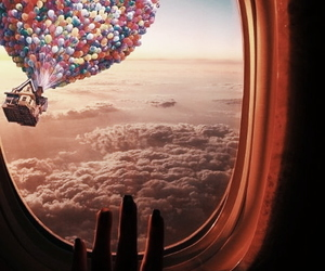 balloons, Dream, and free image