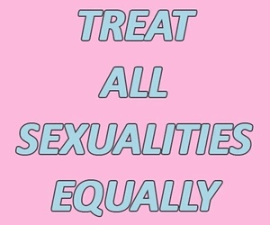 feminism, equality, and pink image