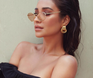 shay mitchell, beauty, and black image