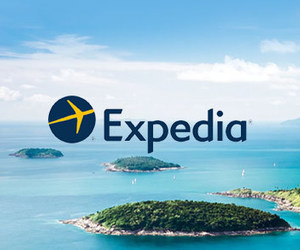 discount code, travel, and expedia coupons image